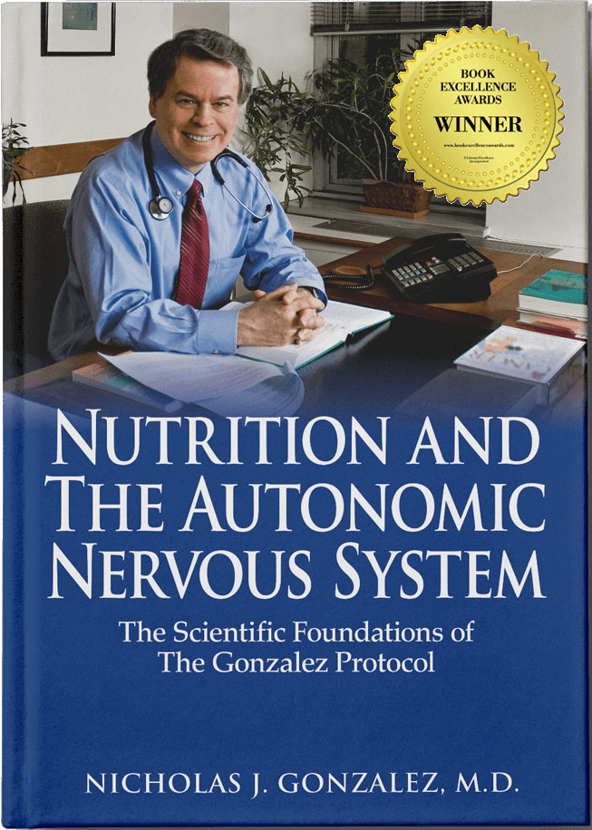 BOOK 'Nutrition and the Autonomic Nervous System'