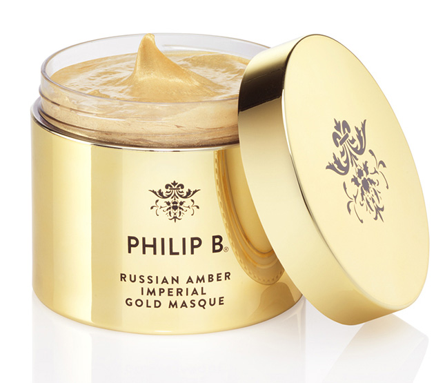 PHILIP B Russian Amber Imperial Gold Masque, 8 Fl Oz